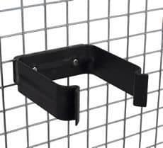 Eton plastic square nipple drinker fixing bracket